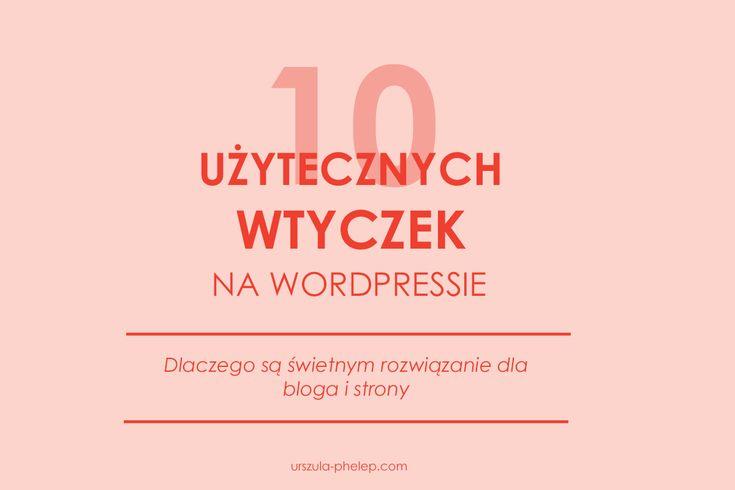 Jeśli znacie WordPress, to wiecie, jaką zabawę można mieć przy instalowaniu tam najróżniejszych wtyczek (praktycznych lub nie). Jeśli nie znacie WordPressa, to polecam gorąco tę platformę , nie tylko w celu założenia tam bloga, ale i strony firmowej z prawdziwego zdarzenia, a nawet sklepu on-line!