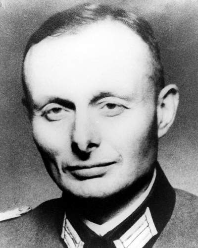 Gerd von Tresckow (March 21, 1889 - September 06, 1944). Lieutenant Colonel Gerd von Tresckow was a career officer and an elder brother of Major General Henning von Tresckow. After the unsuccessful assassination attempt on Hitler of July 20, 1944, Gerd von Tresckow was arrested in Bologna on July 27 and brought to Lehrter Straße Prison in Berlin in August.