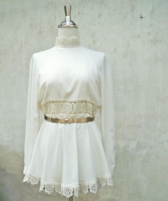 vintage victorian blouse $22