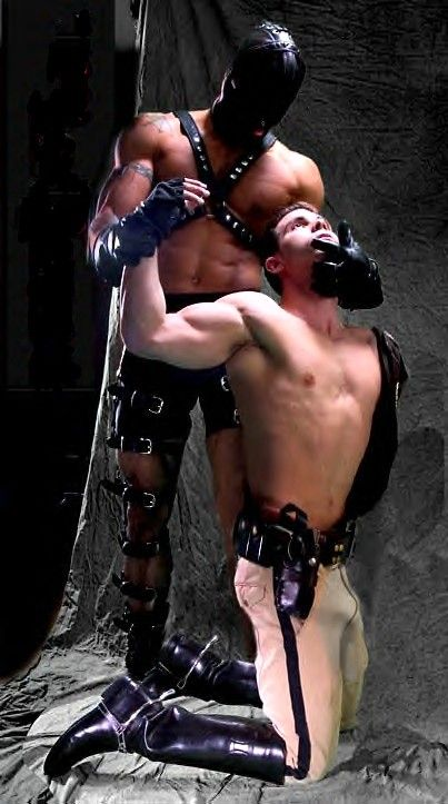 Gay Men Leather Bondage  Gay  Xxx Videos-7212