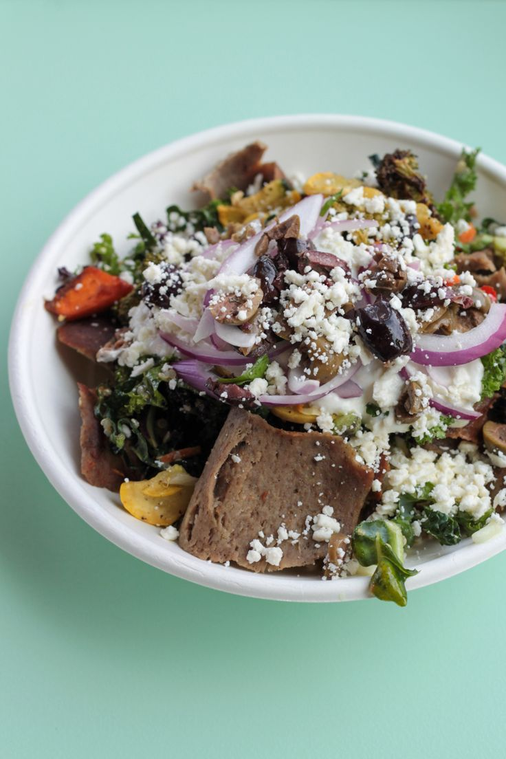 GR Kitchen near Salt Lake City, Utah, serving fresh and delicious fast casual Greek food.