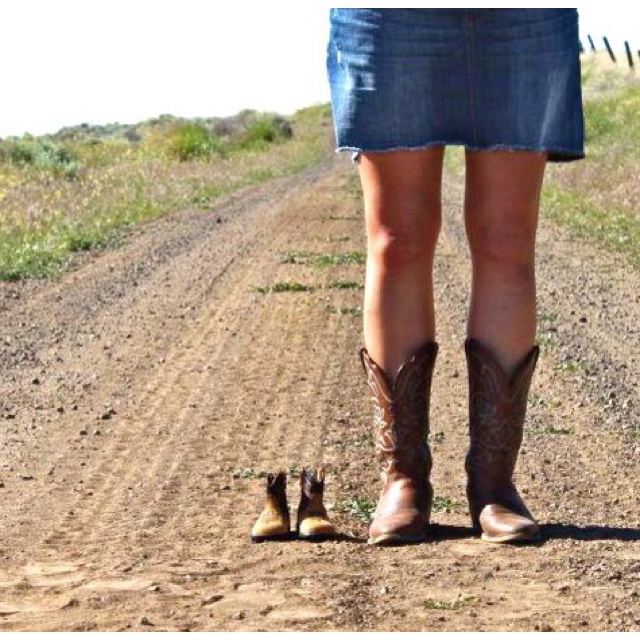 Country Maternity. So thought of you. :) @Brittany Horton Johnson