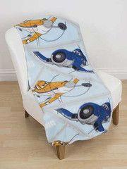 DISNEY PLANES ~ Fleece Blanket