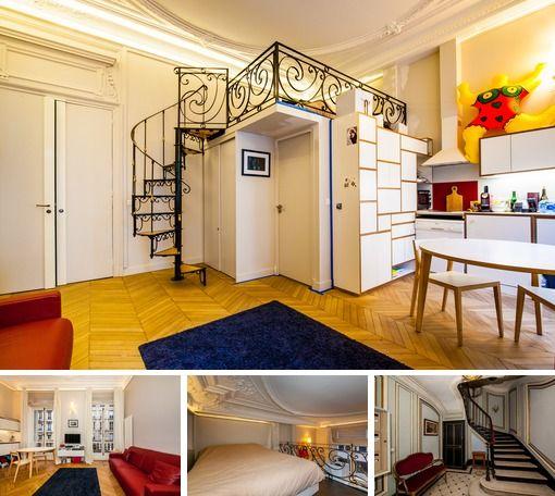 Renting A Studio Apartment: 17 Best Images About Rent Studios In Paris On Pinterest