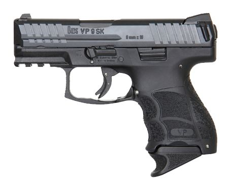 Heckler & Koch has announced it will introduce the much-anticipated compact version of the VP9—the VP9SK—at the 2017 NRA Annual Meetings & Exhibits in Atlanta.