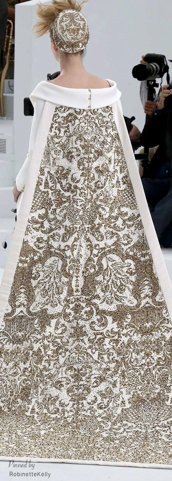 Chanel Haute Couture   F/W 2014-15