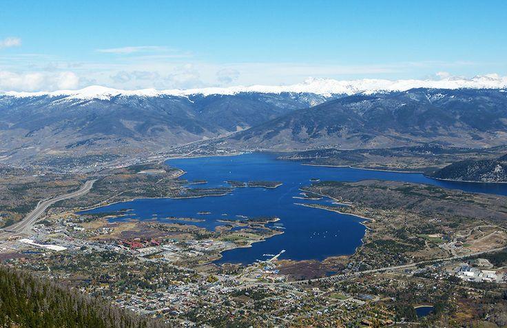 Lake Dillon, Summit County Colorado
