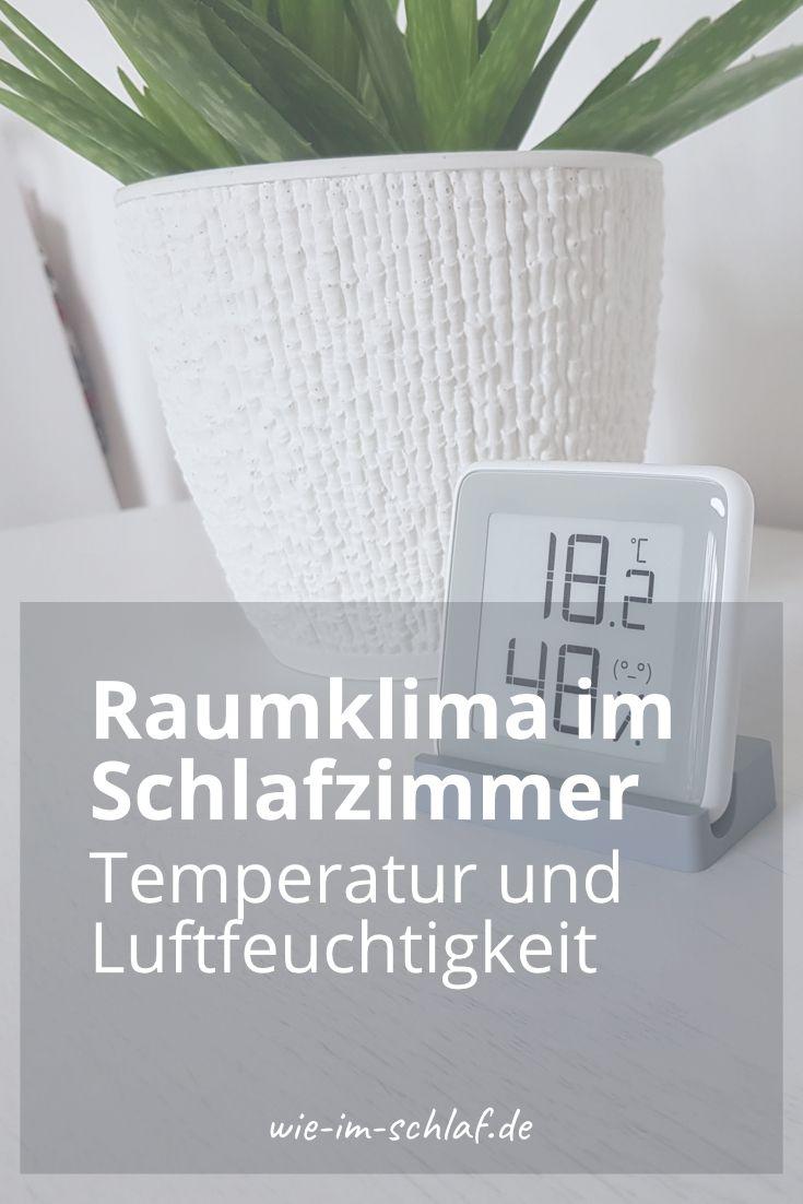 Temperatur Luftfeuchtigkeit Im Schlafzimmer Mit Bildern