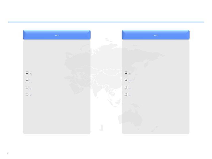 Descarga ahora Mapas de Asia Pacífico editables en PowerPoint