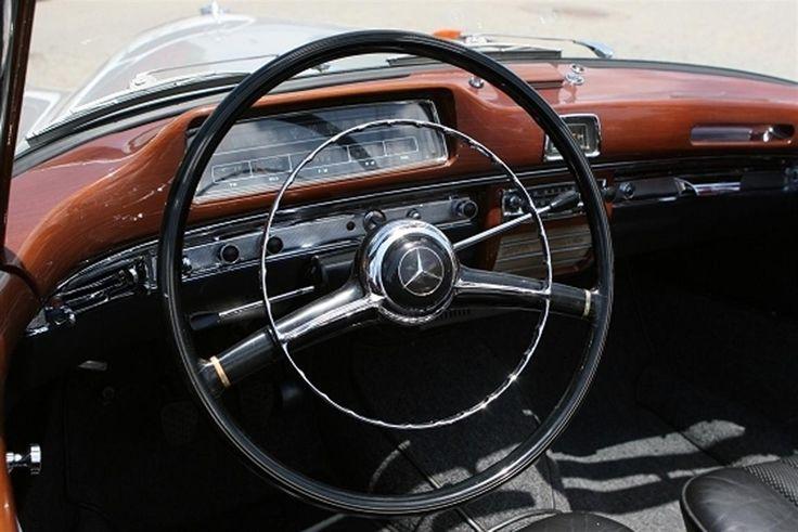 1960 Mercedes-Benz 220 SE Convertible by Classic Showcase no.3