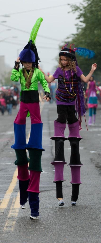 Fremont Solstice Parade, Seattle, WA