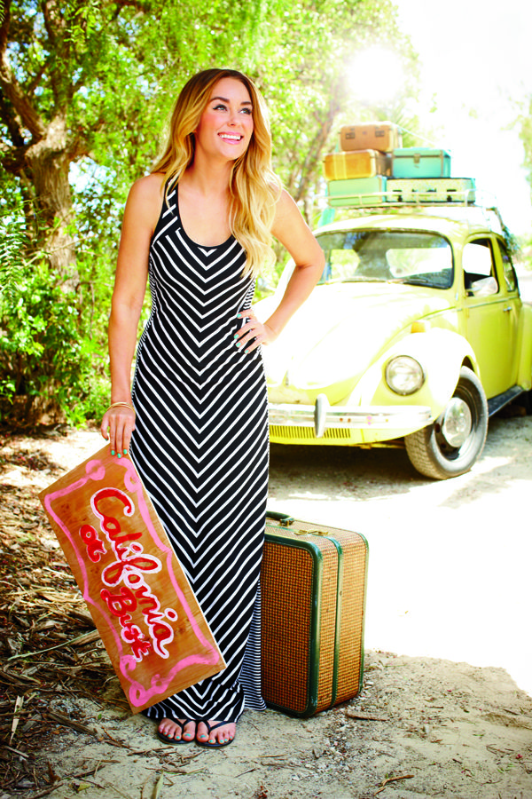 Lauren Conrad's June collection for Kohl's - love the pattern