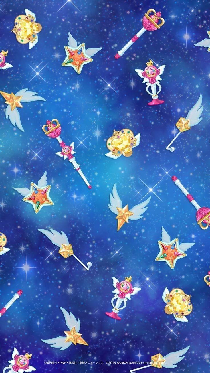 Pin By Ibis On Wpp Sailor Moon Sailor Moon Wallpaper Sailor Moon Drops Sailor Moon Fan Art