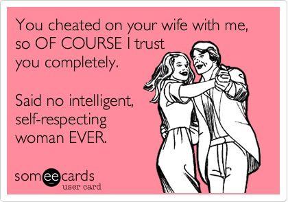 Dear other woman, please read! :)