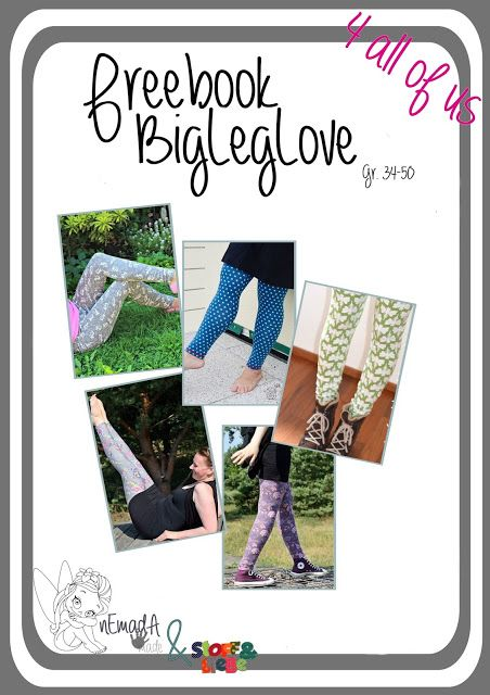 "Freebook ""BigLegLove"""
