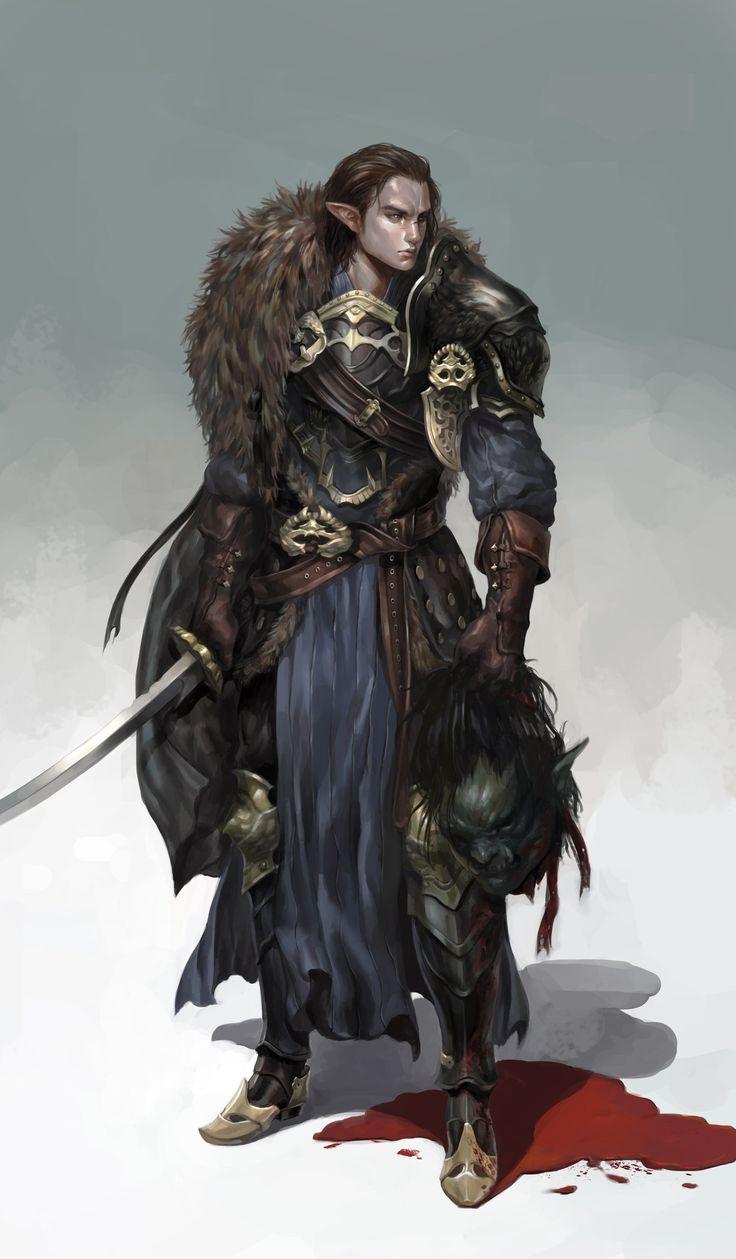 Elfo guerreiro