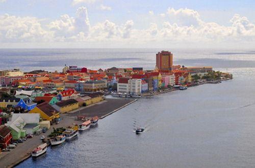 Willemstad, Curacao Holland antillák
