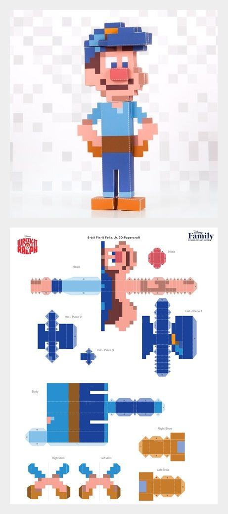 8-Bit Fix-It Felix, Jr