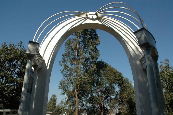 Cloudland Memorial Arch