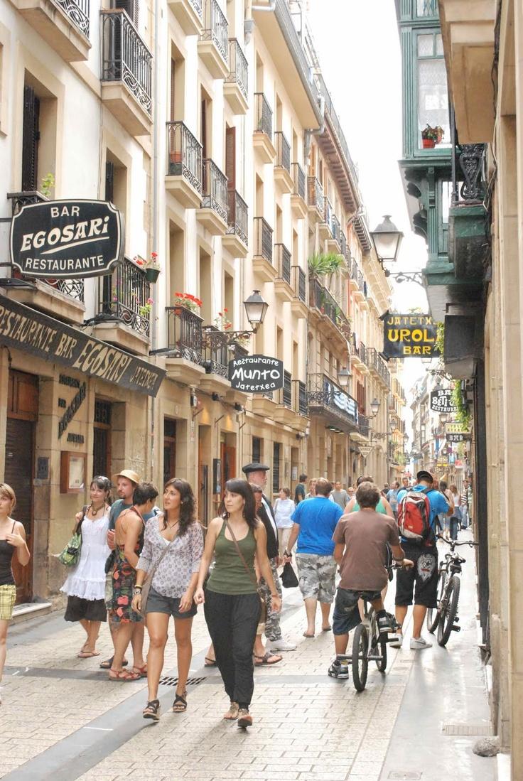 calle de San Sebastián