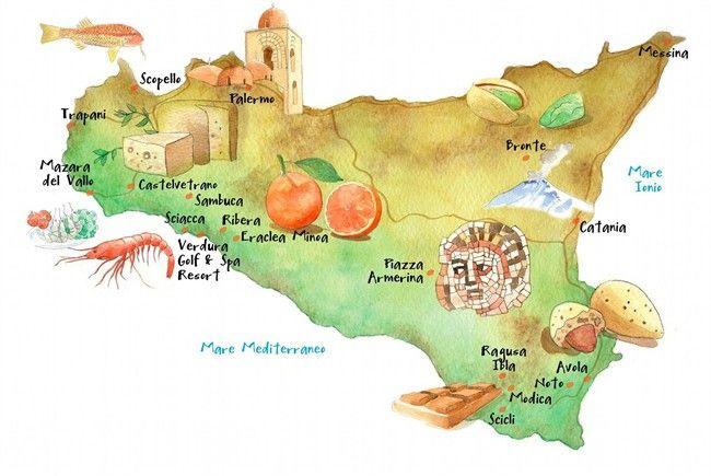 Sapevate che con le #mandorle si possono fare #biscotti , #marzapane e mille altre specialità ?!? La #sicilia insegna ...