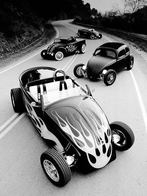 VW Rods