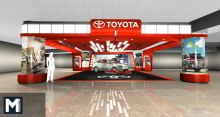 Toyota at Wells Fargo Center