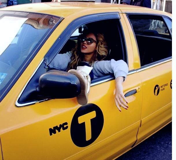 The taxi driver celebrity news