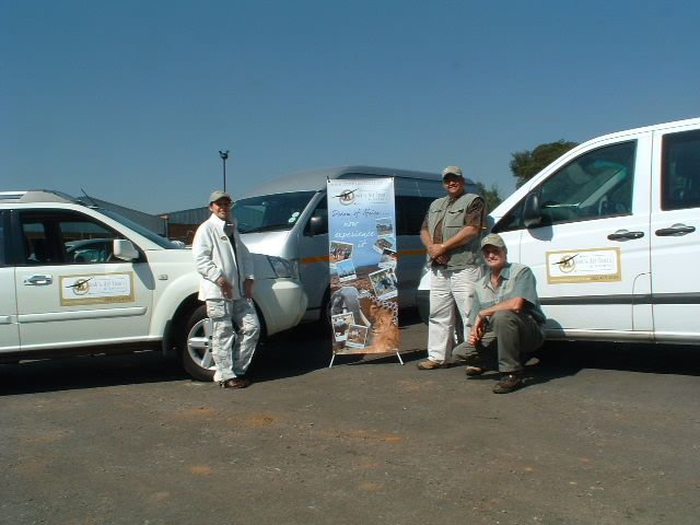 Private Guided Golf Safaris by Road