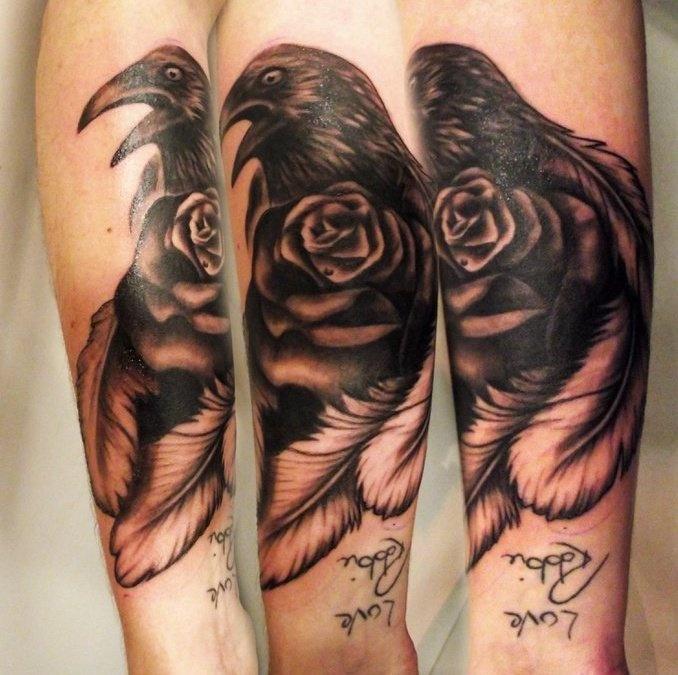 my tattoo the morrigan tattoo artist dave murphy katie walsh ink ink pinterest. Black Bedroom Furniture Sets. Home Design Ideas