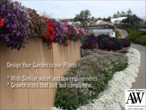 Design a beautiful garden at home using Landscape Legends by Aussie Winners www.aussiewinners.com.au