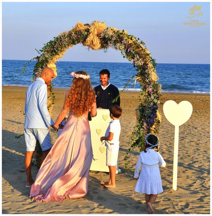 Rinnovo della promessa d'amore Erneuerung des Liebesversprechen Retie the Knot