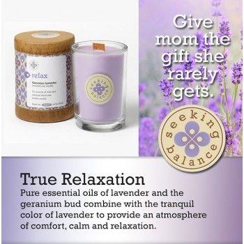 Seeking Balance 6 5 Oz Geranium Lavender Relax Style