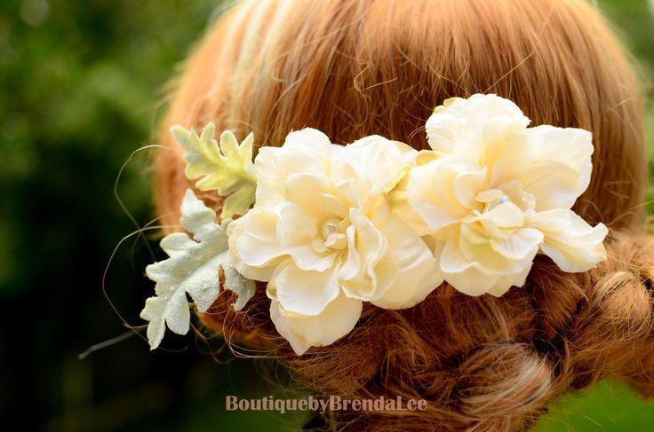 Divine Flowers and leaves U pins by BoutiquebyBrendaLee on Etsy