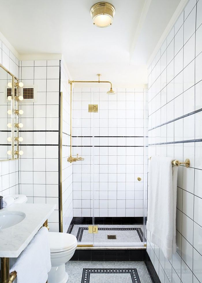 The Only 8 New York Hotels Fashion Editors Will Stay At Bathroom