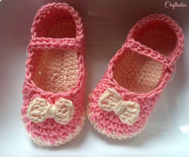 378 Best Crocheted Booties Images On Pinterest Slippers Crochet