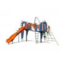 Athens Plus: Ultra modern stainless steel styling with a range of climbing, sliding and interactive play will stand out in your playground and keep children entertained for hours. https://www.playdale.co.uk/playground/junior-play/big-city-plus/athens-plus.html