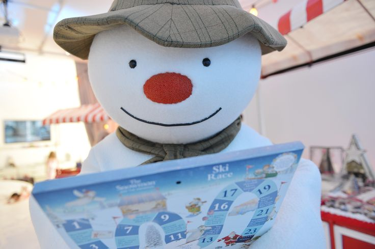It looks like The Snowman™ has chosen his favourite Thorntons #advent calendar! Which one is yours??