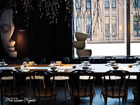 A Chinese Afternoon Tea or a LoTea at Lotus, Sydney