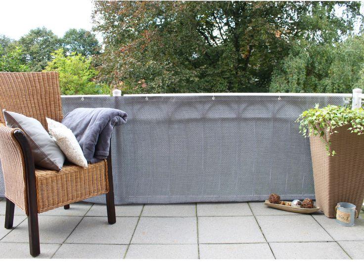 """Über 1.000 ideen zu """"windschutz terrasse auf pinterest ..."""