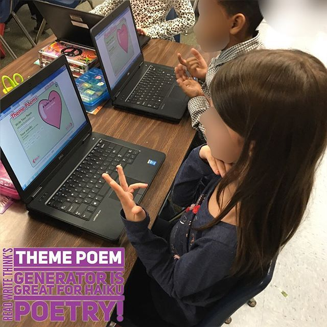 read write think shape poem The academy of american poets is the largest membership-based nonprofit organization fostering an appreciation for contemporary poetry and supporting american poets.