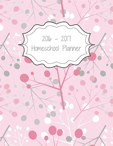 Free 2016-2017 Homeschool Planner (230+ Pages!!)