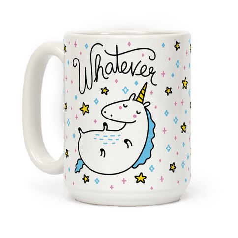 You gotta be you. This unicorn coffee mug is a cute illustration of a sassy unicorn living their life! Perfect for a unicorn lover, unicorn gifts, lazy day, sassy gifts, feeling sassy and for spreading your unicorn love!