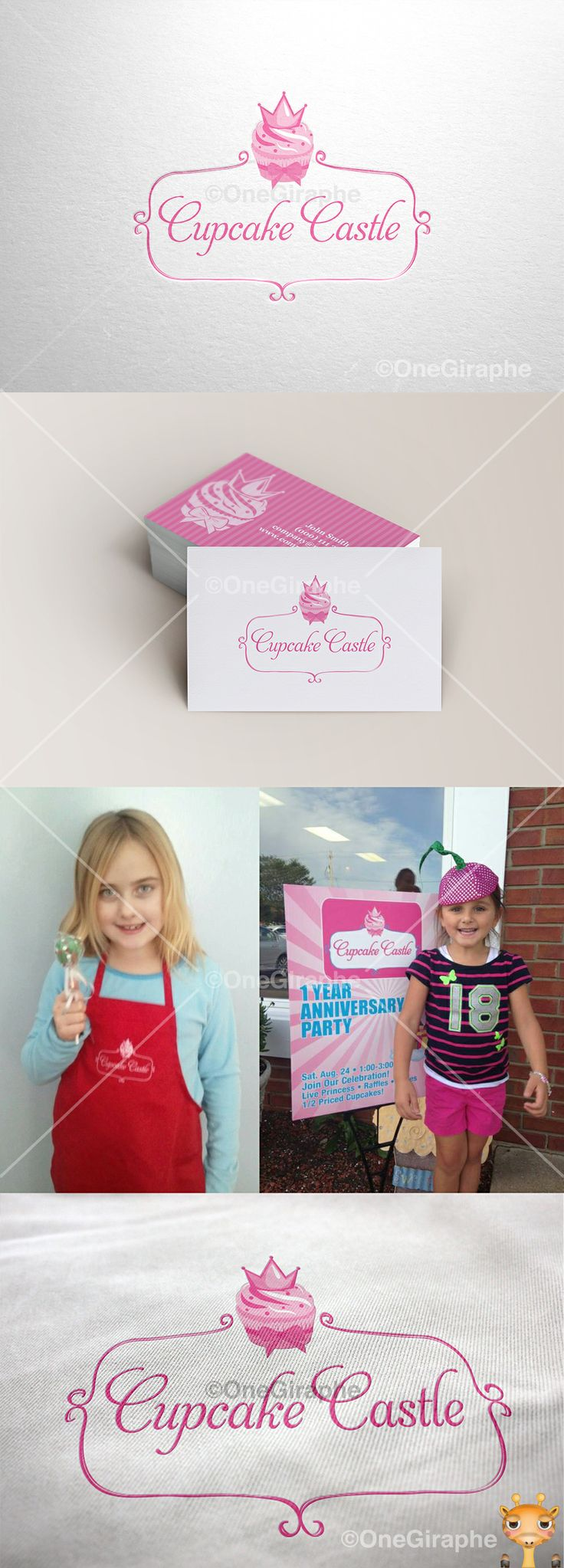#cupcake #cake #bake #bakery #logo #portfolio #design #graphic #graphicdesign #designer #cute #cake #stand #cupcake #pink #behance #logopond #brandstack #bestdesigner #brand #identity #brandidentity #princess #castle #sweet #cute
