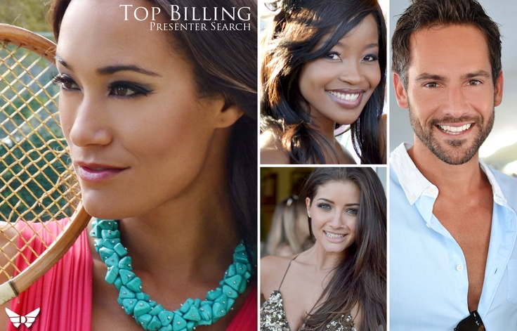 Top Billing Presenter Search. Jo-Ann Strauss, Jeannie D, Lorna Maseko, Janez Vermeiren.