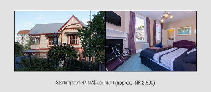 Planning to visit New Zealand but don't know where to stay? Our #expert gives you #tips on how to save on hotels! #travel