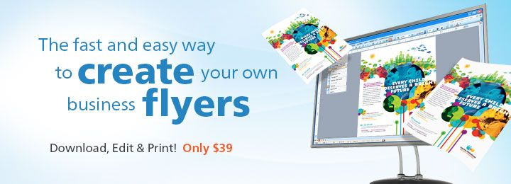Make a Flyer with Microsoft Word Templates & Publisher Templates