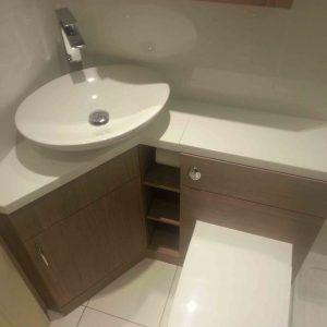 The 25 Best Corner Sink Bathroom Ideas On Pinterest Vanity And Mirror