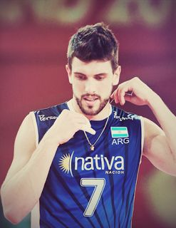 Famous Volleyball Players - Facundo Conte