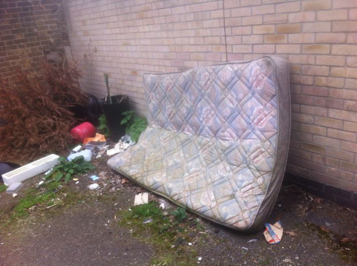 Shitty mattress